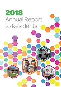 2018 - Annual Report to Residents