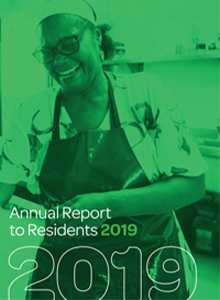 Annual Report to Residents 2019 preview