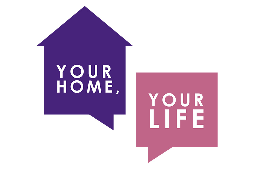 Your Home, Your Life logo