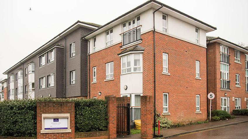 Goodwin Court Retirement Living scheme