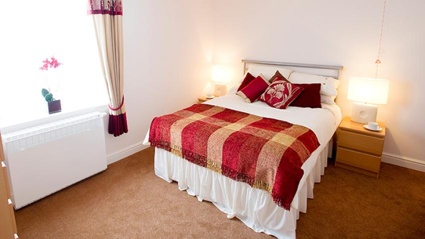 Dunboyne Court bedroom