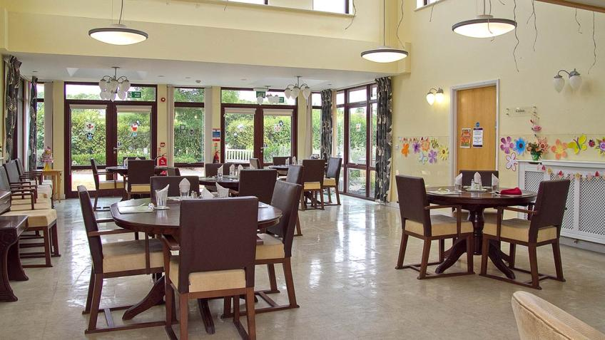 The Taste Restaurant at Exning Court