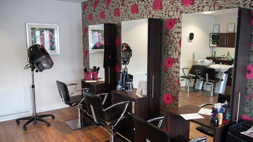 Middleton House hairdressing salon
