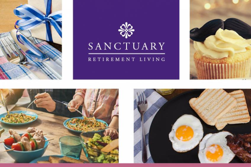 A picture of Father's Day at Sanctuary Retirement Living