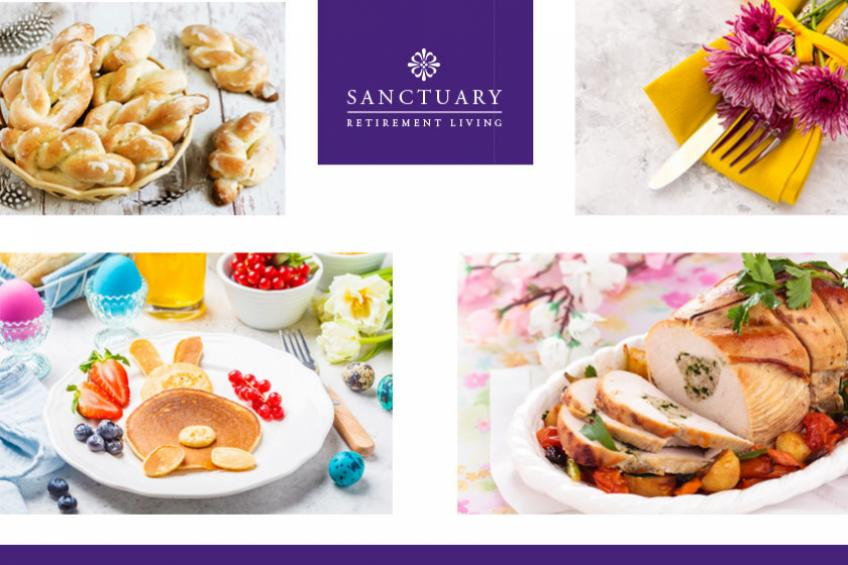 A picture of Celebrate Easter with Sanctuary Retirement Living
