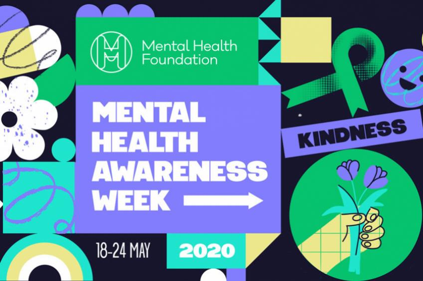 A picture of Supporting Mental Health Awareness Week 2020