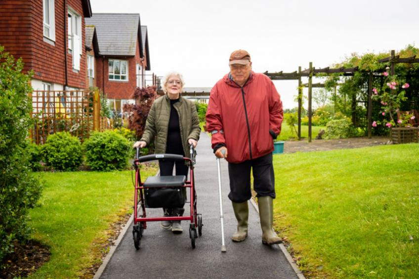 A picture of Tackling loneliness in a retirement living community