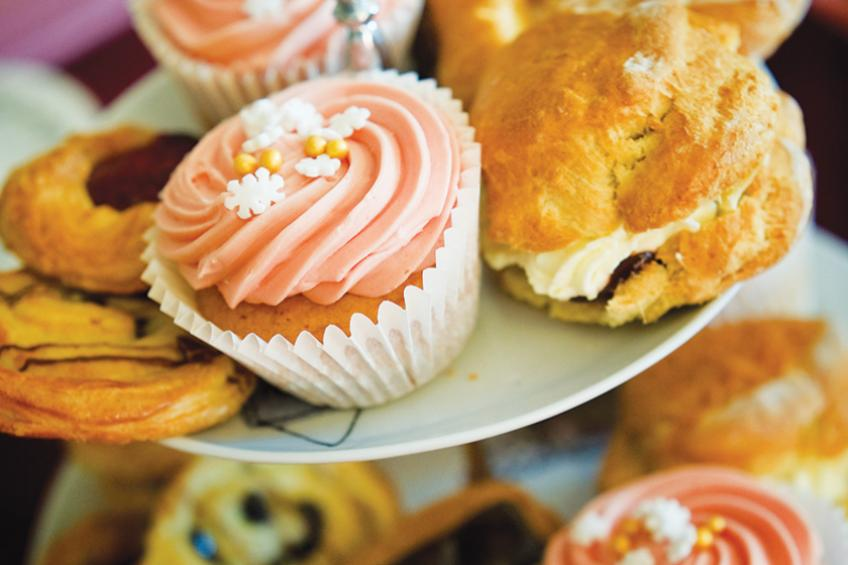 A picture of Cakes, coffee 'n' crafts on offer for retirement living scheme's Red Nose Day