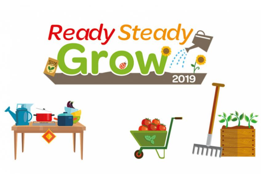 A picture of Ready Steady Grow winners announced