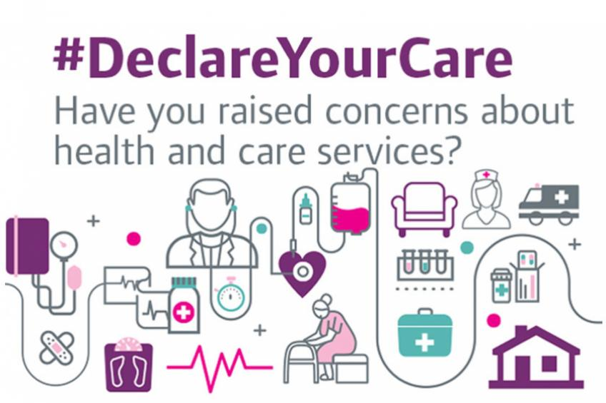 A picture of Sanctuary Retirement Living supports the Declare Your Care campaign