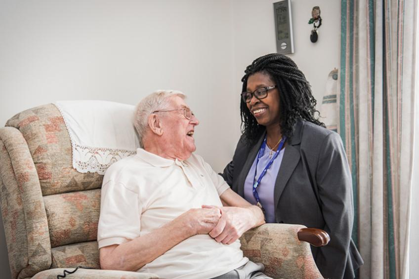 A picture of 'Good' CQC rating for Gravesend retirement living service