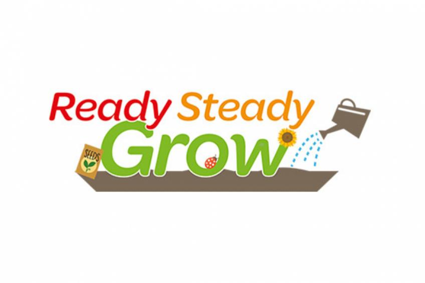 A picture of It's 'Ready Steady Grow' for residents' gardening competition
