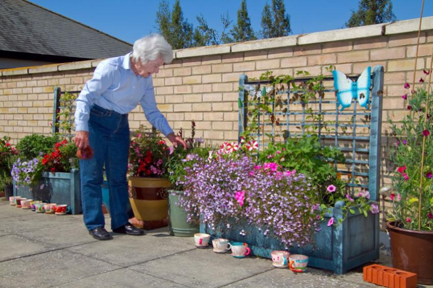 A picture of Resident story: Connie Kendrick