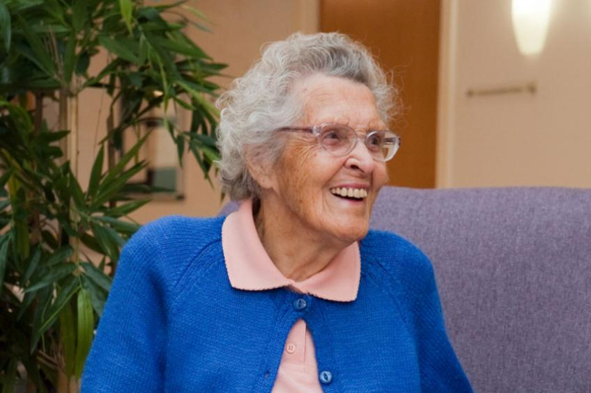 A picture of Resident story: Doris Trowell
