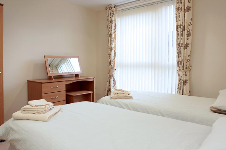 Bailey Court bedrooms