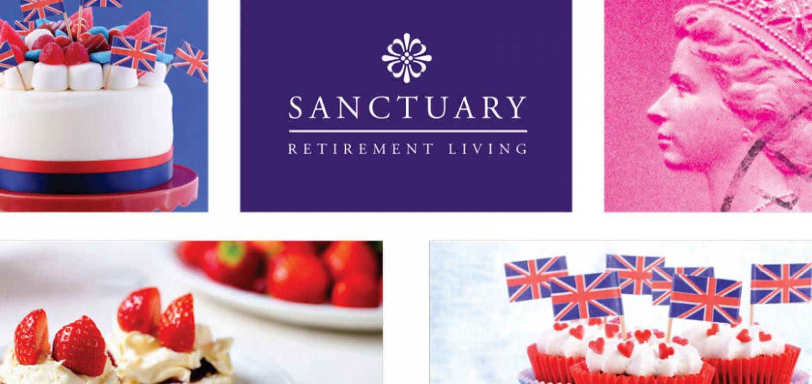 Celebrate the Queens birthday with Sanctuary Retirement Living
